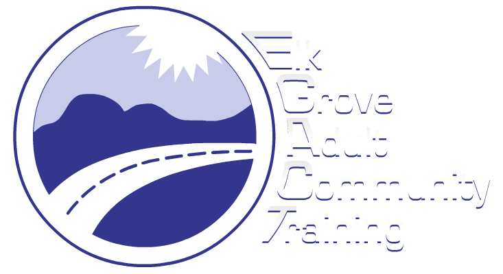 Elk Grove Adult Community Training logo